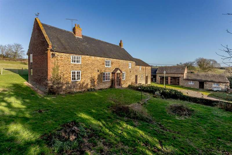 5 Bedrooms Detached House for sale in Braunston, Daventry, Northamptonshire