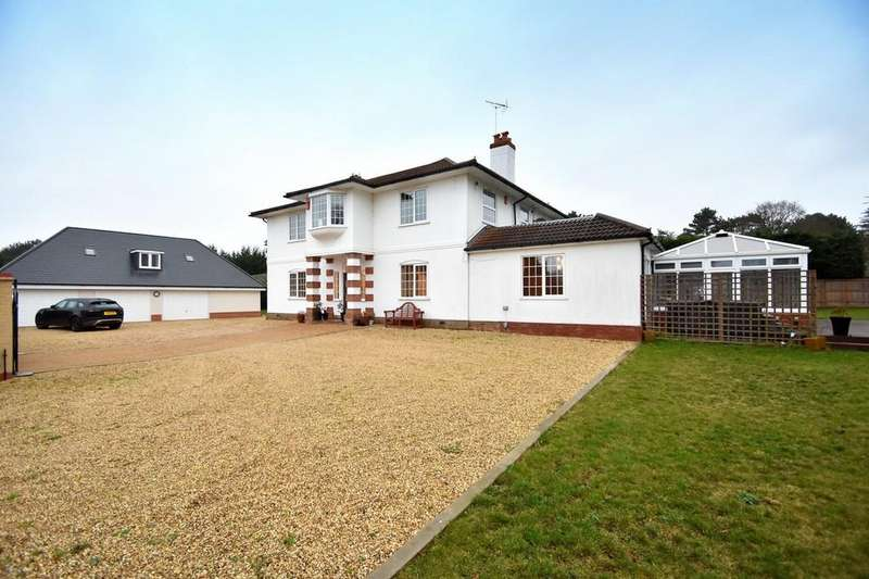 7 Bedrooms Detached House for sale in Purdis Place, Bucklesham Road, Ipswich, IP3 8UJ