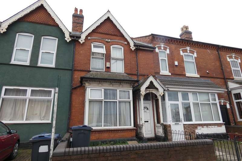 4 Bedrooms Terraced House for sale in Aston Lane, Handsworth