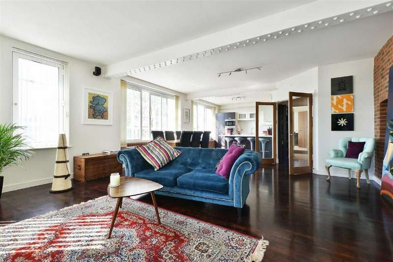 2 Bedrooms Flat for sale in Dubarry House, Hove