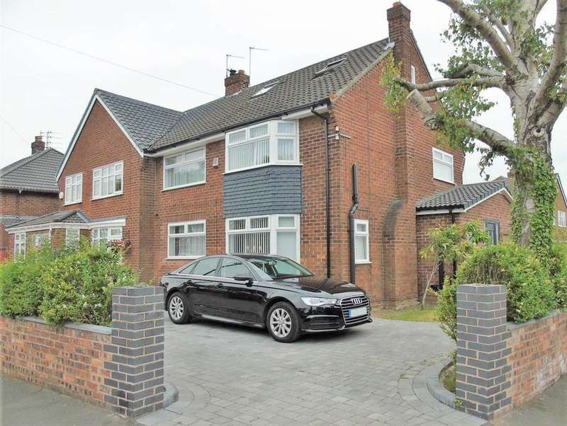 4 Bedrooms Semi Detached House for sale in Felsted Drive, Aintree Village, Liverpool