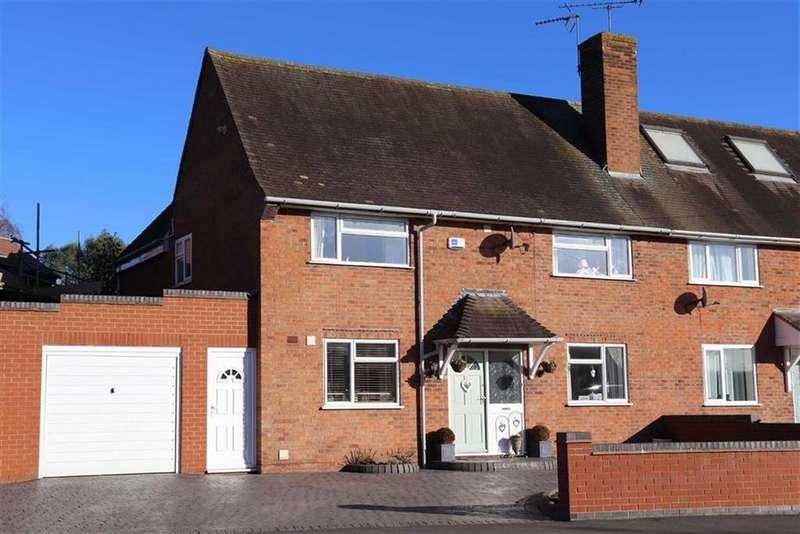 4 Bedrooms Semi Detached House for sale in St Nicholas Road, Radford Semele, CV31