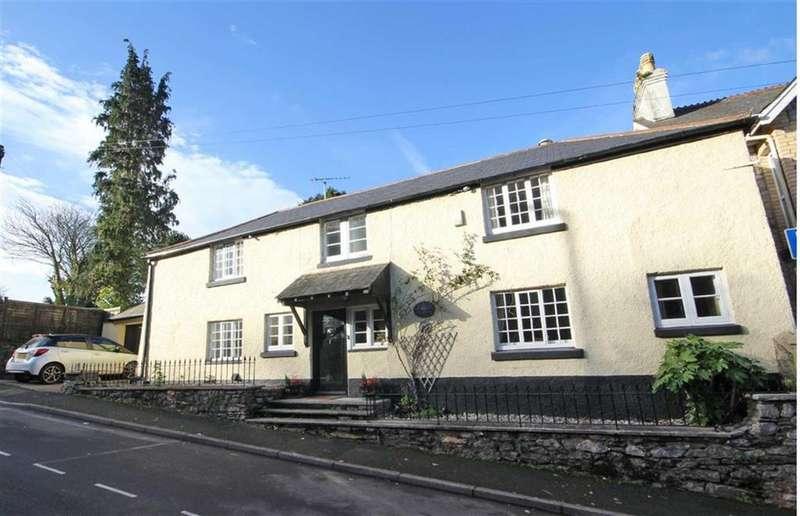4 Bedrooms House for sale in Milton Street, Higher Brixham, Brixham, TQ5