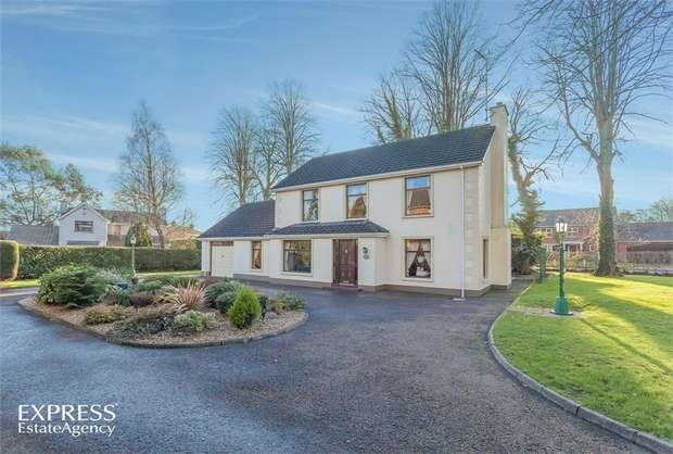 3 Bedrooms Detached House for sale in College Grove, Lurgan, Craigavon, County Armagh