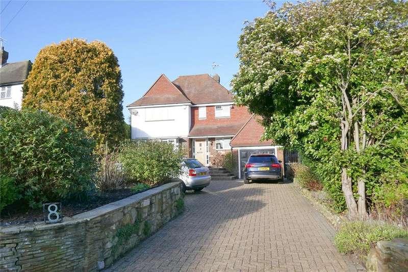 4 Bedrooms Detached House for sale in Garnet Drive, Eastbourne, East Sussex, BN20
