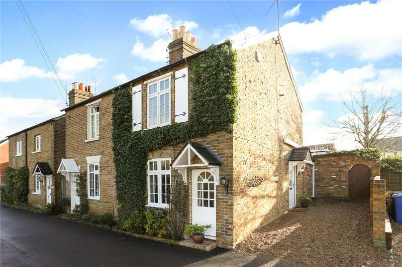 2 Bedrooms End Of Terrace House for sale in The Cottage, Holyport Street, Holyport, Maidenhead, Berkshire, SL6