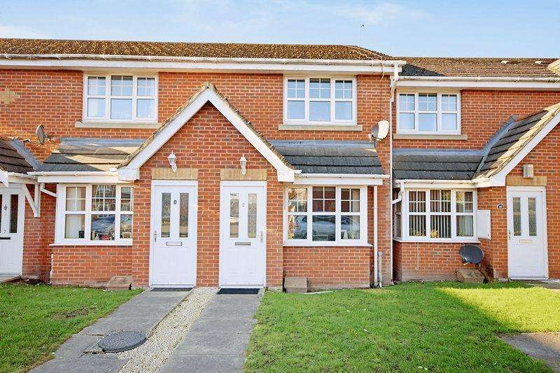 2 Bedrooms Town House for sale in Brooklands Park, Widnes