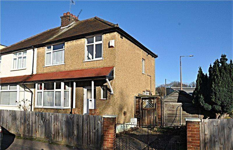 3 Bedrooms Semi Detached House for sale in Cambridge Road, St. Albans, Hertfordshire