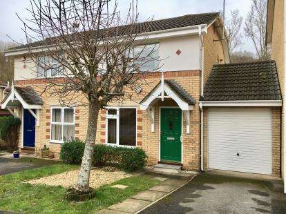 3 Bedrooms Semi Detached House for sale in Robertson Drive, St Annes Park, Bristol, St Annes