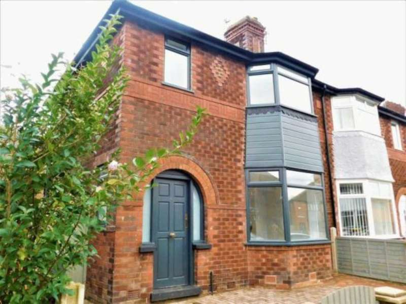 3 Bedrooms Semi Detached House for sale in Dunkerley Avenue, failsworth