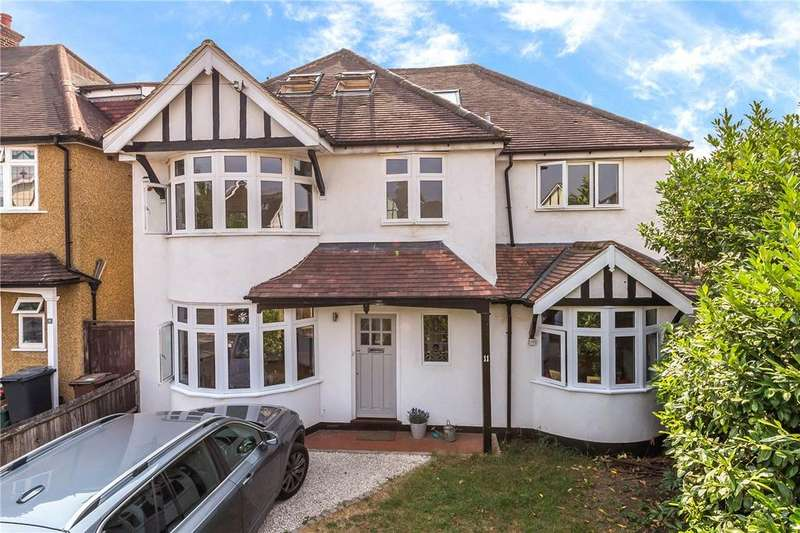 5 Bedrooms Detached House for sale in Waverley Road, St. Albans, Hertfordshire