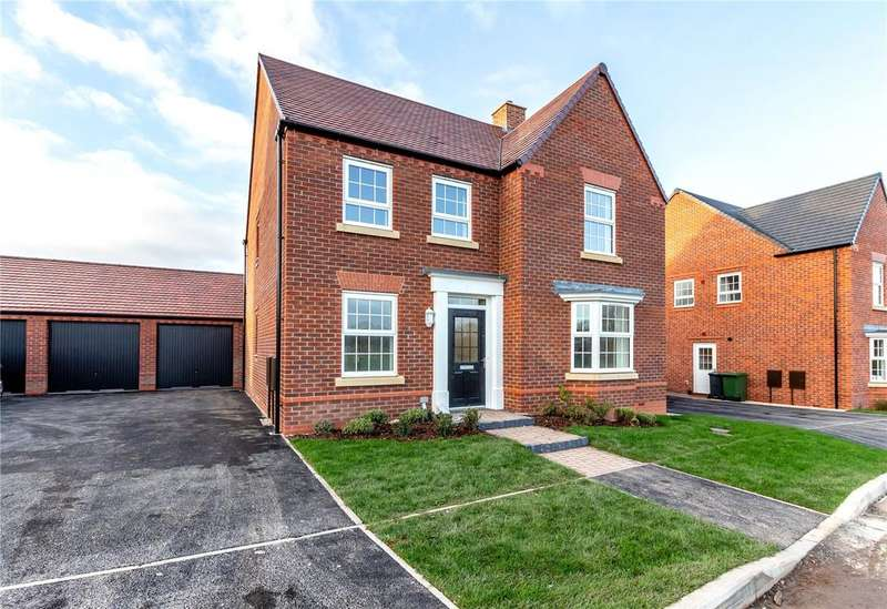 4 Bedrooms Detached House for sale in The Holden, Blossom Fields, Post Office Lane, Kempsey, WR5
