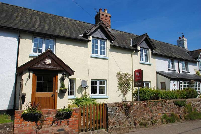 3 Bedrooms Terraced House for sale in Overdale, Romansleigh