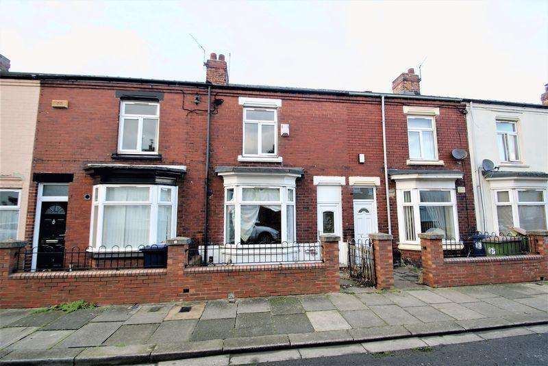 2 Bedrooms Terraced House for sale in Hampden Street, Middlesbrough