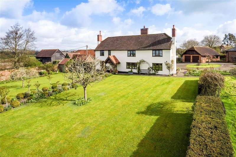 5 Bedrooms Detached House for sale in Smalls Hill Road, Leigh, Reigate, Surrey, RH2