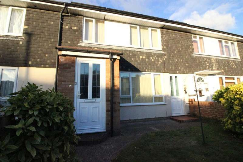 3 Bedrooms Terraced House for sale in Walton Close, Woodley, Reading, Berkshire, RG5