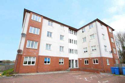 3 Bedrooms Flat for sale in George Court, Irvine, North Ayrshire