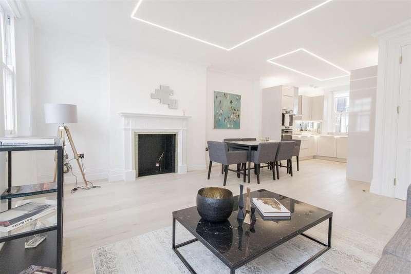 2 Bedrooms Flat for sale in Cambridge Street, London, SW1V