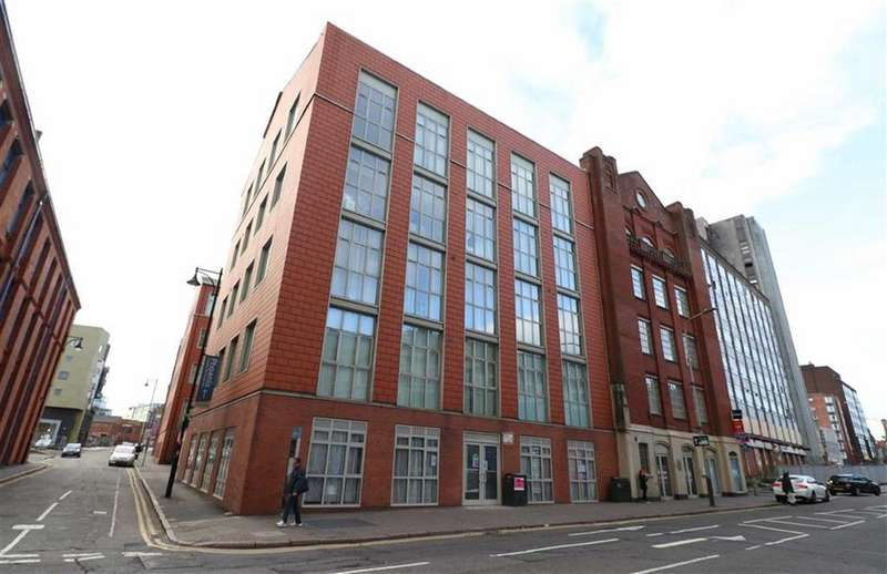 7 Bedrooms Apartment Flat for sale in Noulen Quarter, 13 Humberstone Road, Leicester, Leicestershire