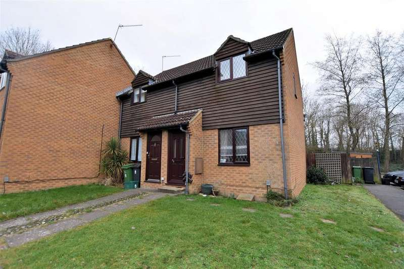2 Bedrooms End Of Terrace House for sale in Myton Walk, Theale, Reading