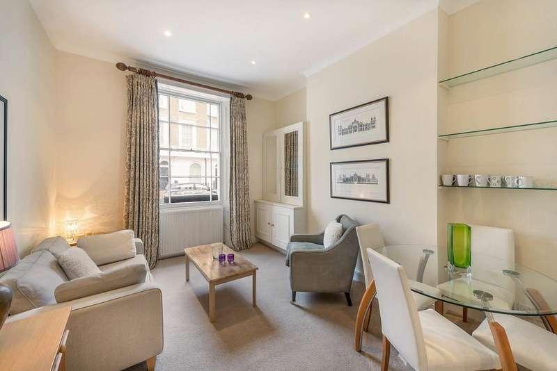 1 Bedroom Ground Flat for sale in Cambridge Street, London. SW1V
