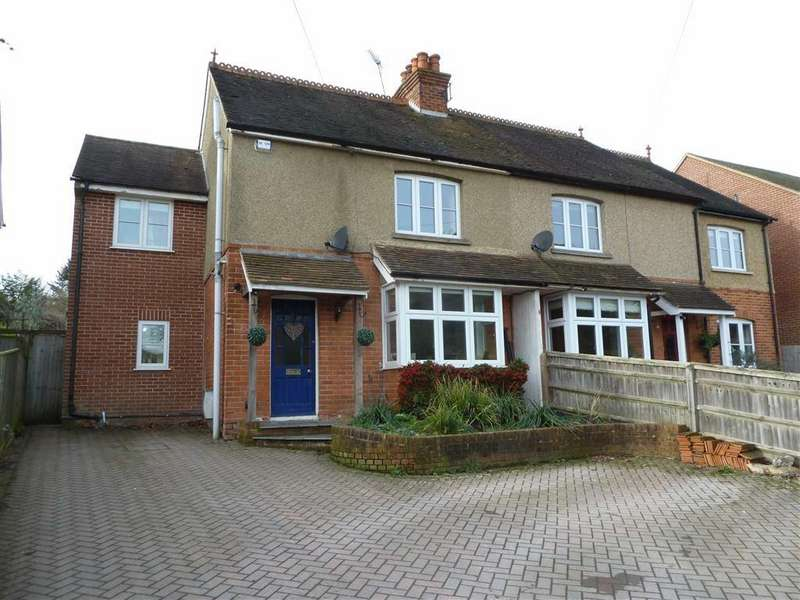 3 Bedrooms Semi Detached House for sale in Peppard Road, Sonning Common, Sonning Common Reading