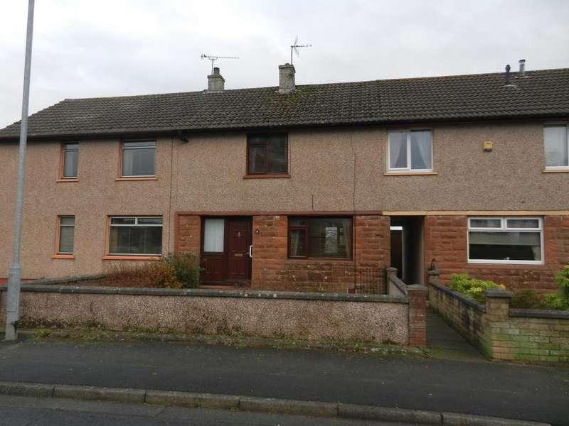 2 Bedrooms Terraced House for sale in Osborne Crescent, Dumfries DG2