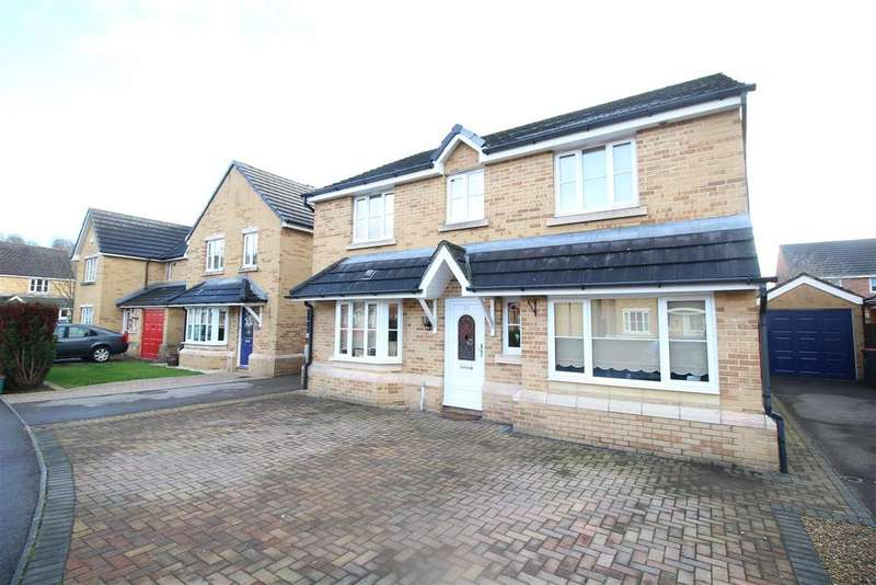 4 Bedrooms Detached House for sale in Camellia Avenue, Rogerstone, Newport