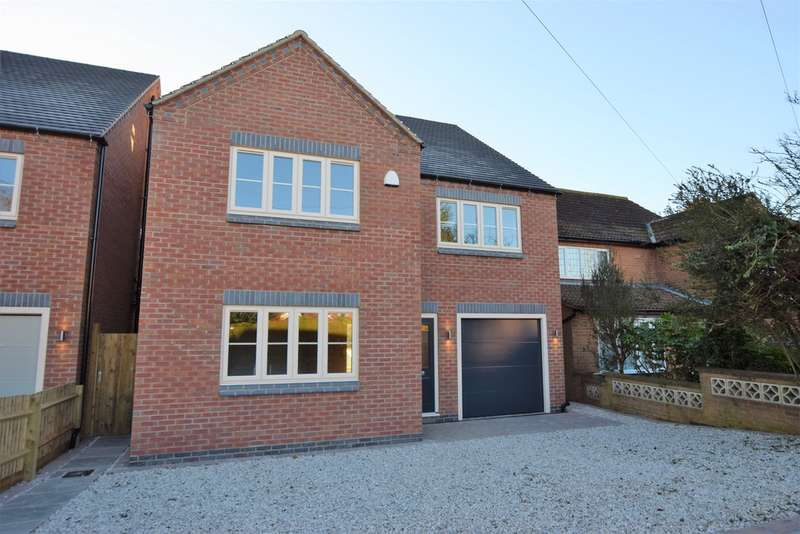 5 Bedrooms Detached House for sale in Forresters Road , Burbage LE10