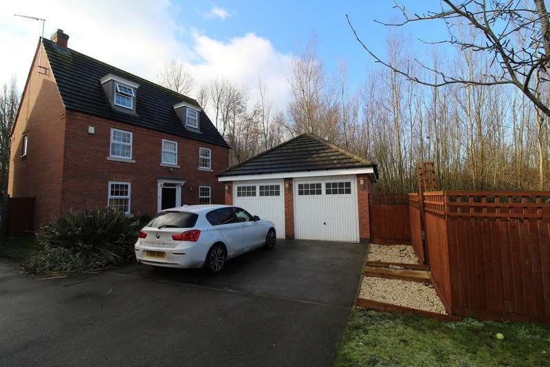 5 Bedrooms Detached House for sale in Langley Close, Bestwood Village NG6