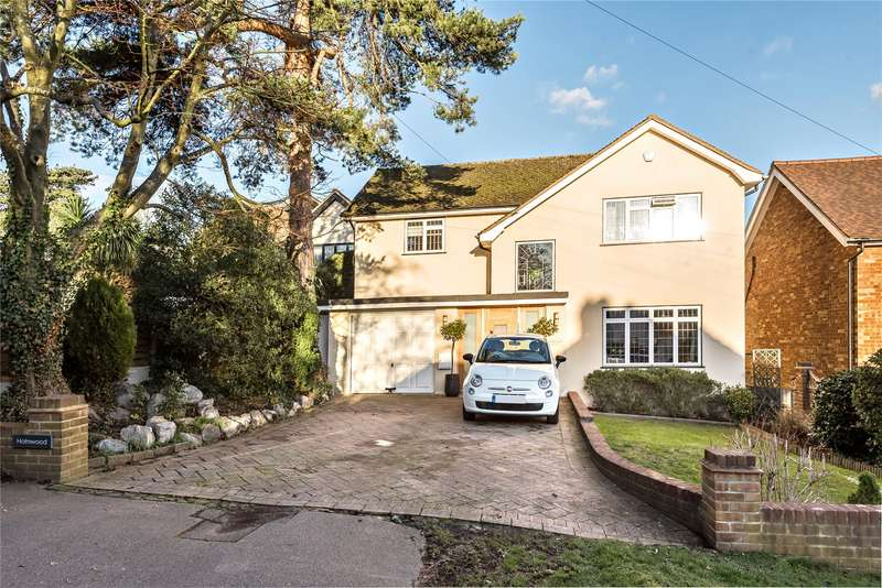 4 Bedrooms Detached House for sale in Steeds Way, Loughton, Essex, IG10
