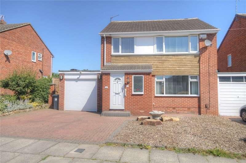 3 Bedrooms Detached House for sale in Fulthorpe Avenue, Darlington, DL3
