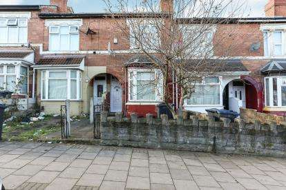 3 Bedrooms Terraced House for sale in Asquith Road, Alum Rock, Birmingham, West Midlands