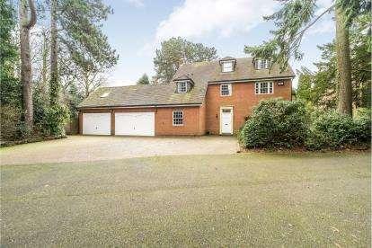 5 Bedrooms Detached House for sale in Racecourse Lane, Pedmore, Stourbridge, West Midlands