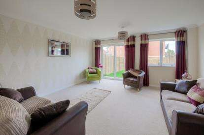 3 Bedrooms End Of Terrace House for sale in Palgrave Road, Bedford