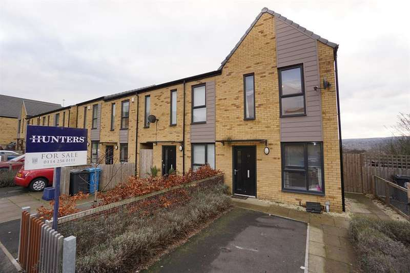 2 Bedrooms End Of Terrace House for sale in Tower Rise, Norfolk Park, Sheffield, S2 3QX