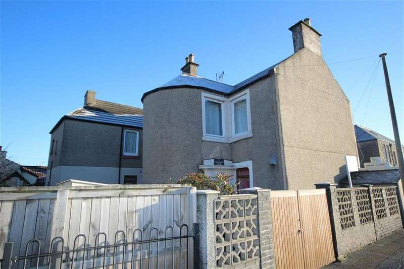 3 Bedrooms Flat for sale in 2, Viewforth House, Leven, Fife, KY8