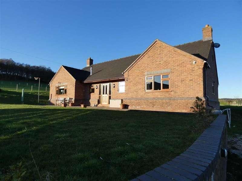 3 Bedrooms Detached House for sale in Huntley House Farm, Huntley Lane, Huntley