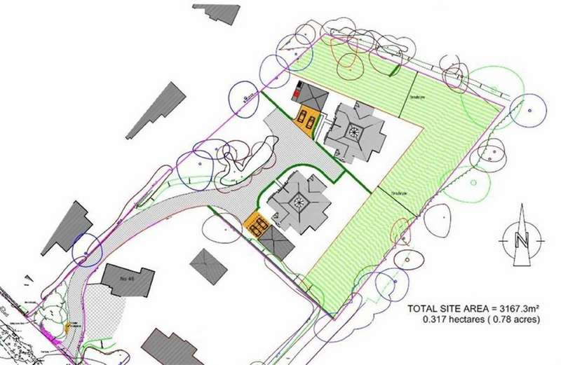 Land Commercial for sale in Petworth Road, Haslemere, Surrey, GU27