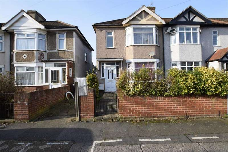 3 Bedrooms Semi Detached House for sale in Suffolk Road, Dagenham