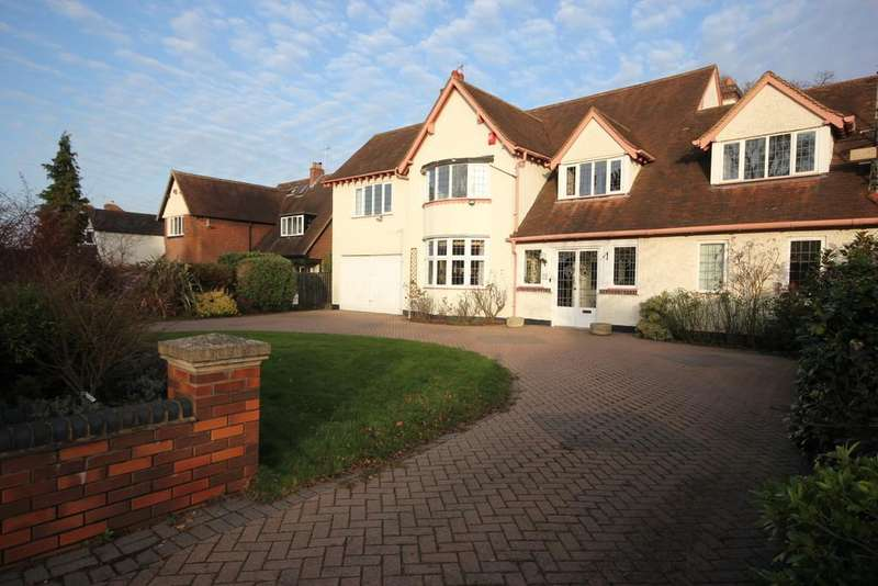 6 Bedrooms Detached House for sale in Broad Oaks Road, Solihull