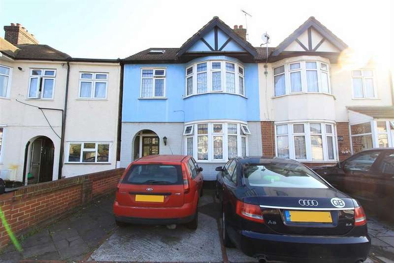 4 Bedrooms End Of Terrace House for sale in Green Lane, Ilford, Essex, IG1