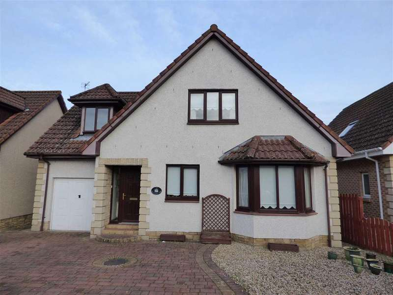4 Bedrooms Detached House for sale in Golf Street, Ladybank, Fife