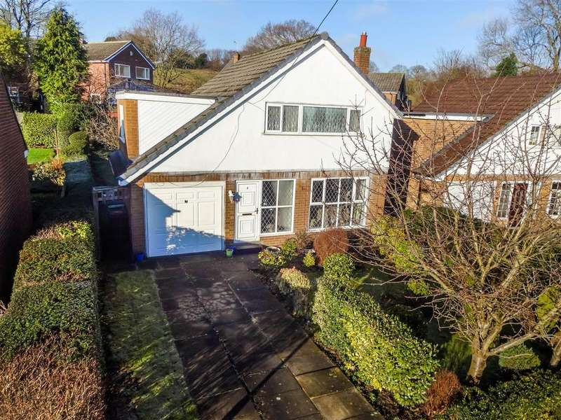 4 Bedrooms Detached House for sale in Westbrook Close, Horsforth