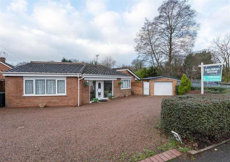 3 Bedrooms Detached House for sale in Grange Road, Halesowen
