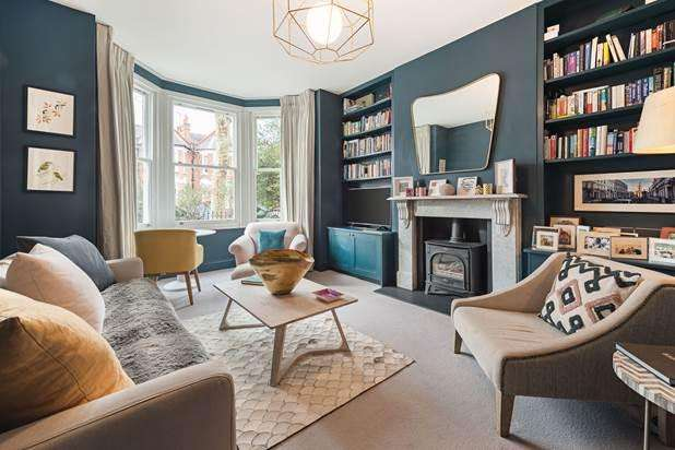 4 Bedrooms House for sale in Wallingford Avenue, London, W10