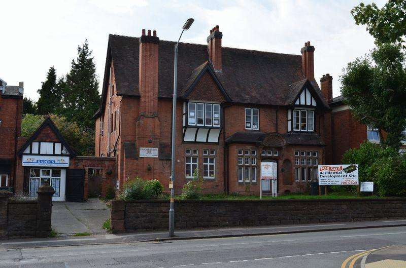 12 Bedrooms Detached House for sale in Warwick Road, Acocks Green
