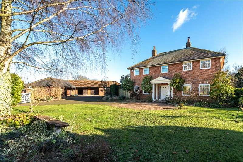 4 Bedrooms Equestrian Facility Character Property for sale in Plough Lane, Leavenheath, Colchester, Suffolk, CO6