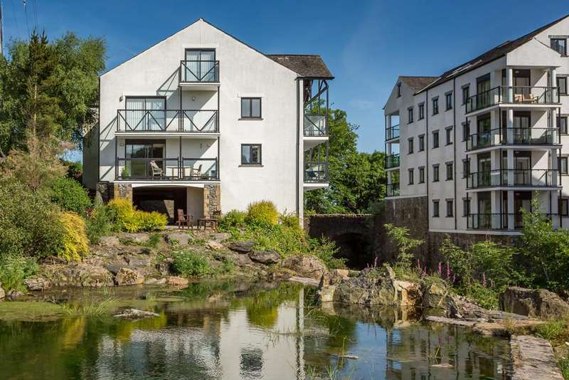 2 Bedrooms Apartment Flat for sale in 3 Haverigg, Cowan Head, Burneside, Kendal, LA8 9Hl