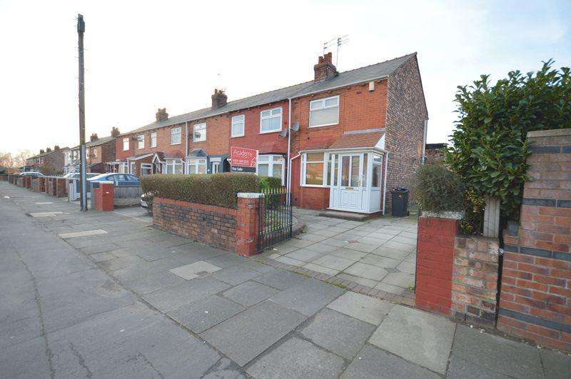 2 Bedrooms Terraced House for sale in Warrington Road, Widnes